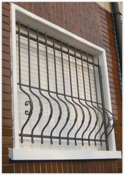 Inferriate e grate di sicurezza per finestre e porte: prezzi e costi da produttore. A Milano ...